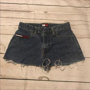 Rare Vintage Tommy Hilfiger Shorts